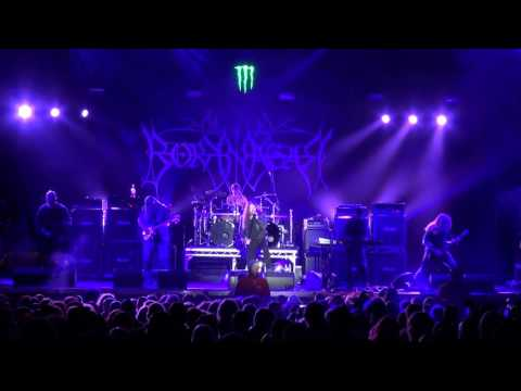 Borknagar - The Rhymes of the Mountain Live At Rockstadt Extreme Fest Rasnov Romania 13-08-2016