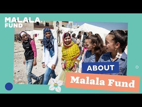 About Malala Fund