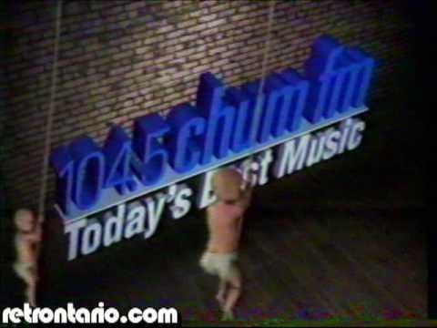 104.5 Chum fm [Baby Cha-Cha] (1998)