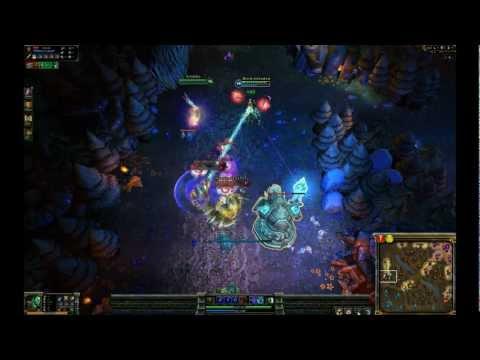 Let's Play: League of Legends w/ Scott & Fraser Part 1 (1080p)