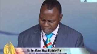Boniface Ntwa Boshie-Wa, Speaker Provincial Assembly, Congo Kansaha at Jalsa
