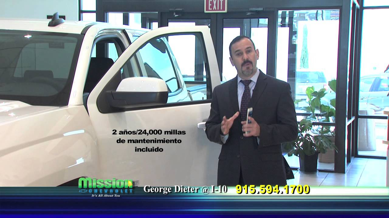 Mission Chevrolet Jorge Bolivar Chevrolet Silverado July 2015