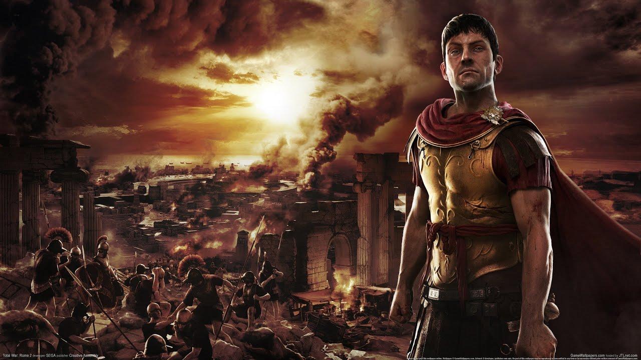 Total War Rome 2 Fan Made Cinematic Hd Youtube