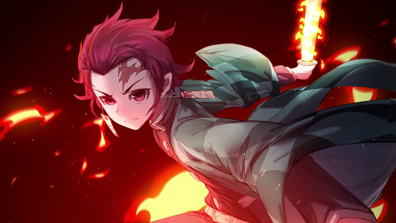 Live Wallpaper Pc 4k Kamado Tanjiro Demon Slayer Kimetsu No Yaiba