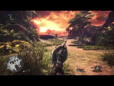 Ancient Forest Critter Safari and Exploration! Monster Hunter World: Beta