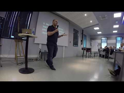Keynote Agile Tour 2016 : Paul Stack - Continuous Delivery