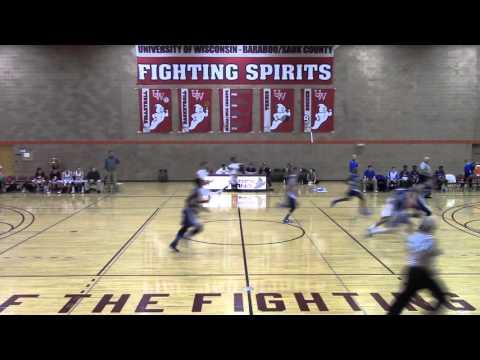 UW Baraboo / Sauk County Men's Basketball vs UW Manitowoc
