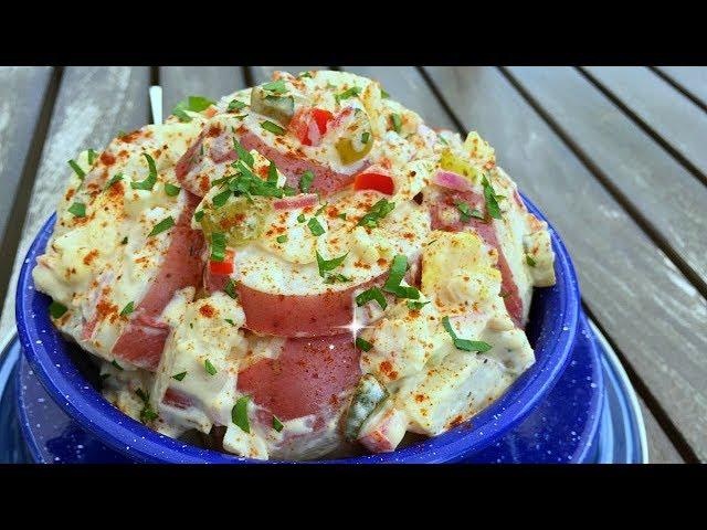 Best Idaho Potato Salad Recipe