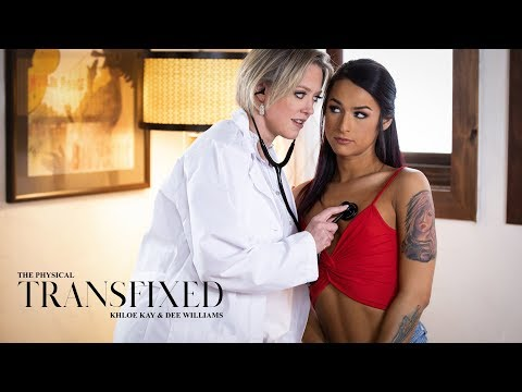 TRANSFIXED   The Physical   Trans Lesbian   Khloe Kay And Dee Williams (Adult Time)