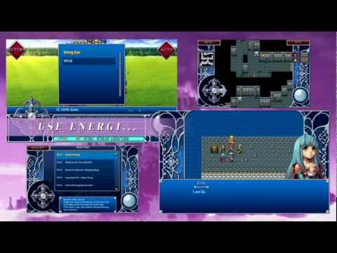 RPG Alphadia II - Trailer