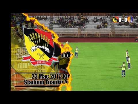 Highlight Perlawanan Persahabatan: Negeri Sembilan vs PKNS FC