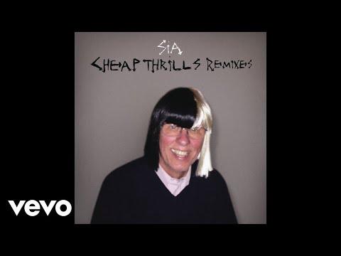 Sia cheap thrills cyril hahn remix