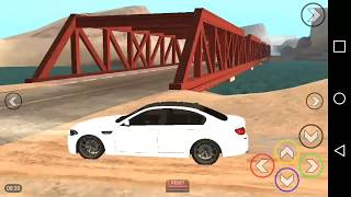 Gta San Android  BMW M5 (dff only)