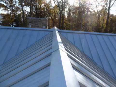 Metal Roofing Huntsville, AL Spradlin Roofing & Construction
