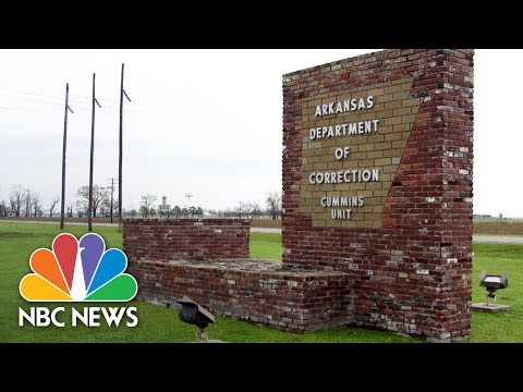 Thumbnail: Why Arkansas Wants To Execute 7 Men In 10 Days | NBC News