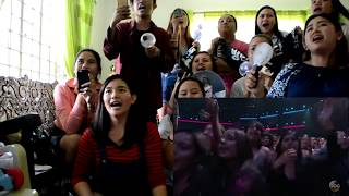 ILOILO ARMYs reaction video to BTS' Performance in AMAs #BTSxAMAs