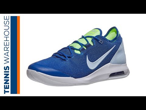 First Look: Nike Air Max Wildcard Tennis Shoe