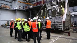 Cape Class Keel Laying Ceremony