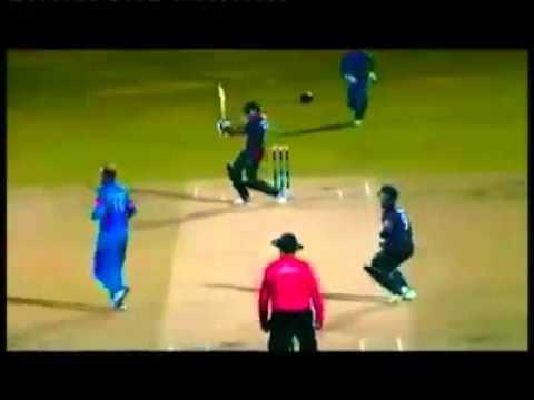 Afghanistan fast bowlers