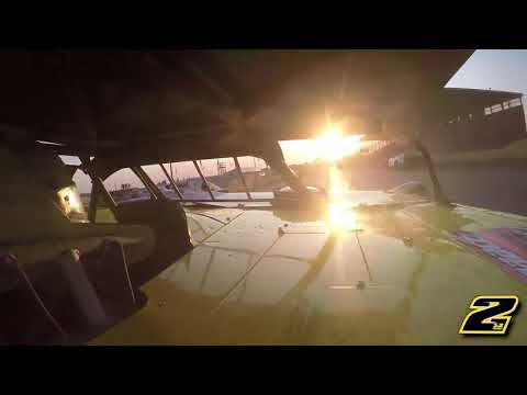 Bill Mooney On-Board Viking Speedway NLRA Late Models 2017