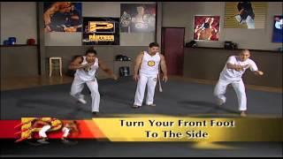 Capoeira Basics, by Grupo Axe