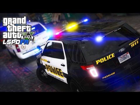 GTA 5 - LSPDFR #78 | San Antonio Police Dept.