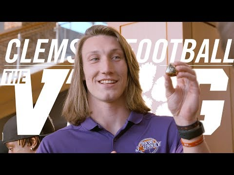 Clemson Football    The Vlog (💍 RING SEASON 💎)