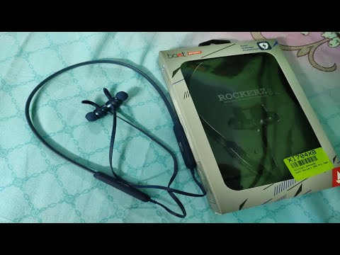 boAt Rockerz 255 Pro Wireless Headset Unboxing and Review ! Bluetooth V5.0, Fast Charging
