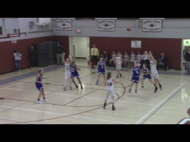 Kya McComb Scores Her 1,000th Point  12-13-19