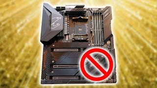 They found a way to ditch the X570 chipset fan!
