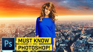5 MUST KNOW Photoshop Tips & Tricks (25 MINUTES)