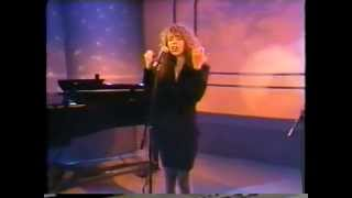 Mariah Carey sings Vision of Love on Good Morning America 1990