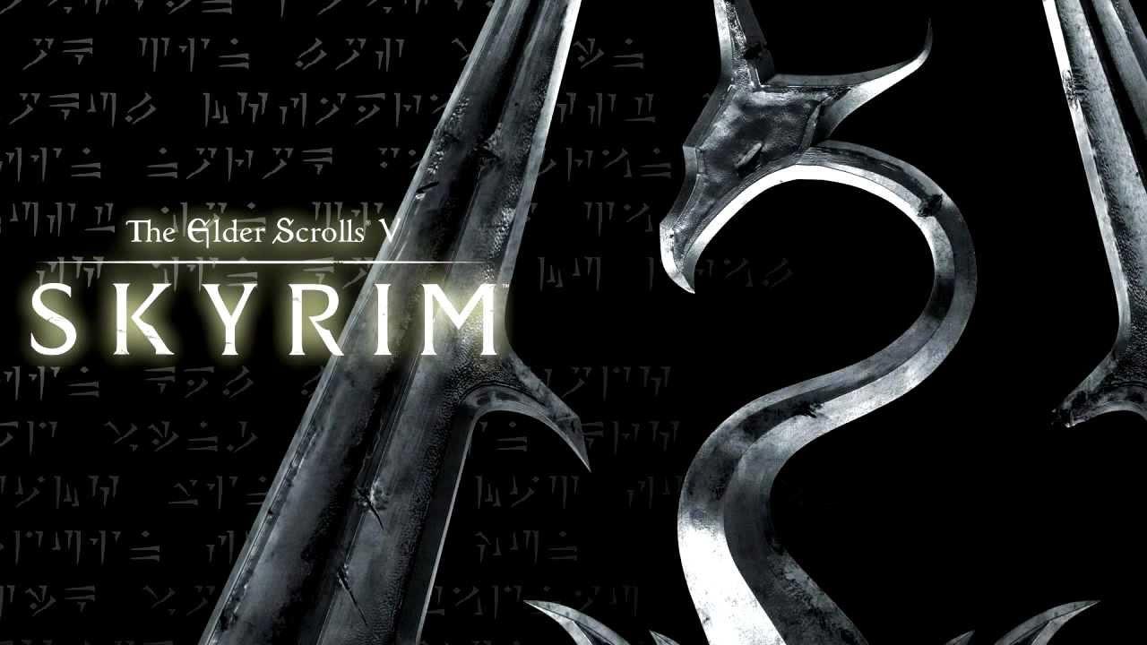 BATTLEFIELD 3, MODERN WARFARE 3, SKYRIM, AND ASSASSIN'S CREED!!!!!