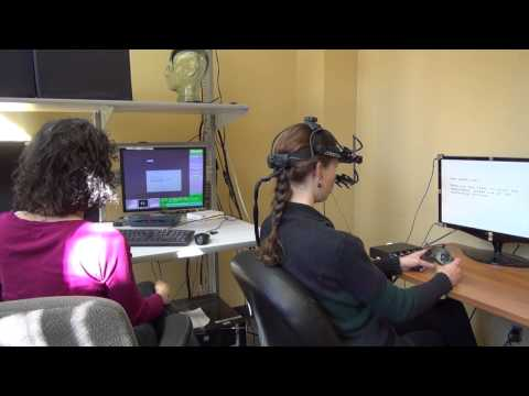 The Eyetracker at the Centre for Research on Brain, Language, and Music