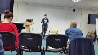 "Sergey Semenov ""5 keys to remote job"""