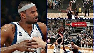 NBA 2k14 XB1 My Career | Triple Double vs Jackson Ellis | Bow Down To Me