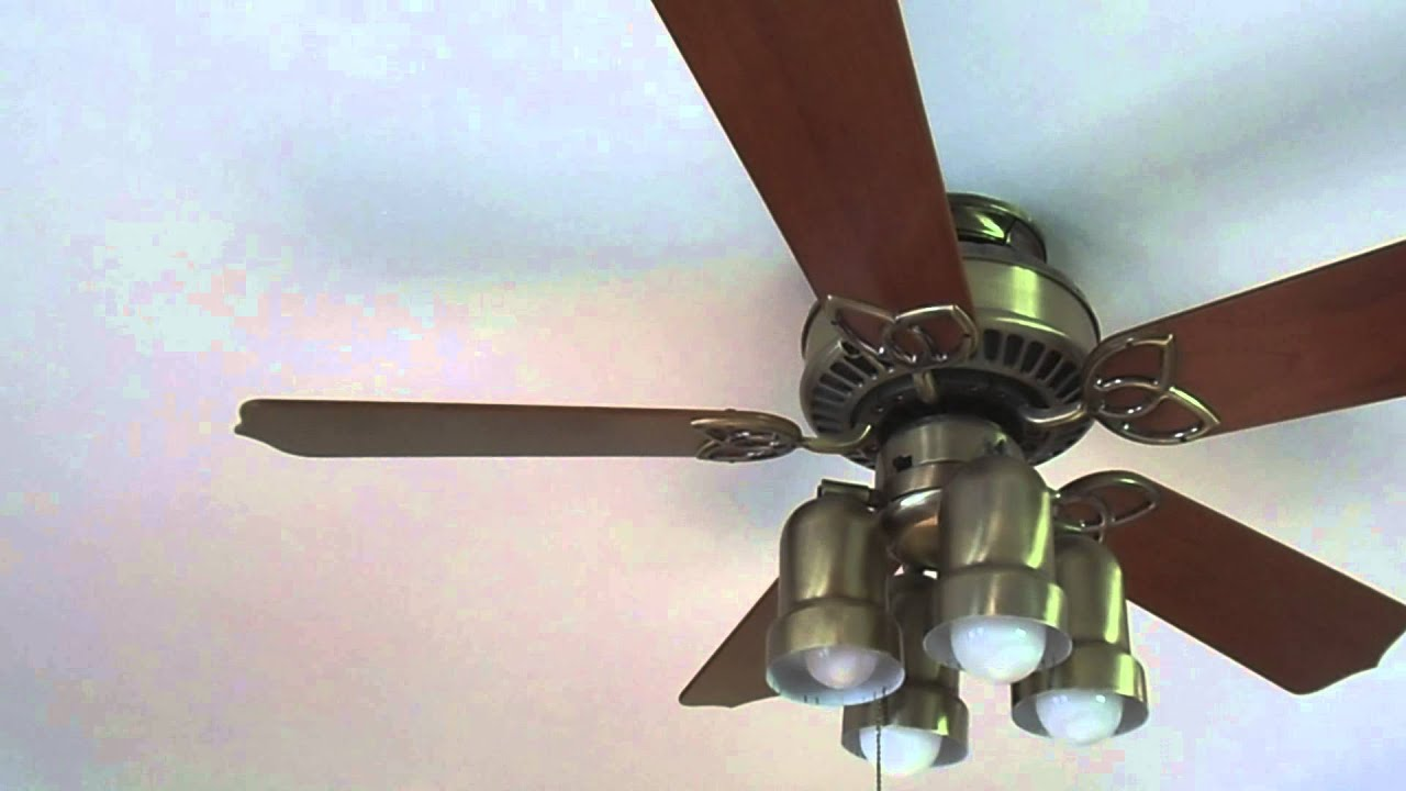 42 Quot Casablanca Lady Delta Ceiling Fan Youtube