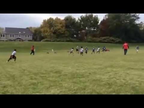 DKB Flag Football Game 4 - 10122014 - 5