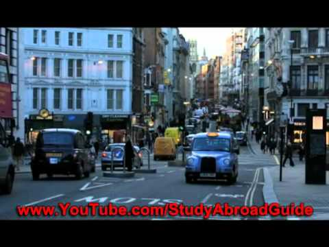 Study Abroad Students Guide - Study in London England UK