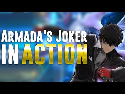 Armada's joker in ACTION!
