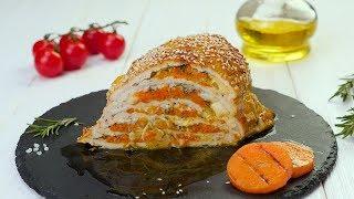 Как приготовить куриную грудку с сыром в духовке - Рецепты от Со Вкусом