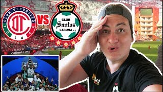 El Color Toluca vs Santos 1-1 Gran Final Clausura 2018 Liga Bancomer Mx