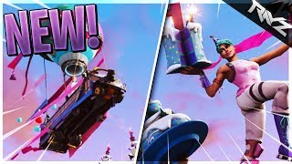 SPECIAL FREE BIRTHDAY EVENT COMING TO FORTNITE! FREE COSMETICS & MORE! (Fortnite Battle Royale)