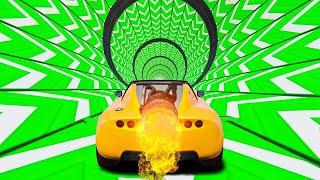 НОВЫЙ РЕКОРД Максимальной Скорости в GTA 5? Гонки на машинах в GTA 5 Online! (гта 5 гонки муе)