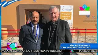 Comunicación con la Vicepresidenta Compañera Rosario Murillo, 10 de Diciembre de 2018