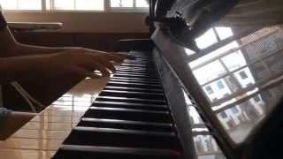She was pretty OST (Piano cover) Kim Min Seung