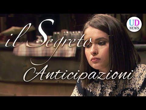 Anticipazioni Il Segreto, puntate 18-23 dicembre 2017. notizia shock per Beatriz!