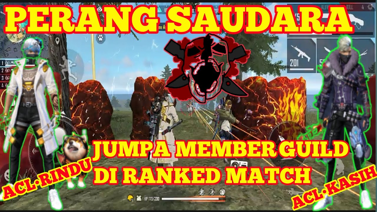 Jumpa Member Guild ACL (Aceh Lincah) | Free Fire Indonesia