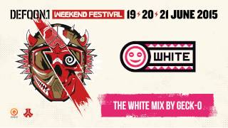 The colors of Defqon.1 2015 | WHITE mix by Geck-o