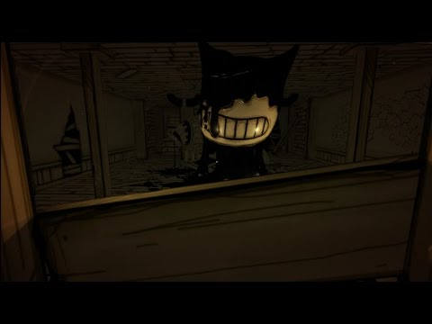 Bendy and the Ink Machine Chapter 1 Ending - YouTube
